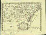 A new map of North & South Carolina & Georgia / drawn from the best authorities, by T....