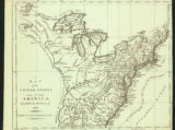 A map of the United States of America, as settled by the peace of 1783.