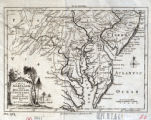 A map of Maryland with the Delaware counties and the southern part of New Jersey &c. / by T....