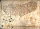 Map of Cumberland Co. Virginia : Surveyed and drawn under the direction of Capt. A.H. Campbell Chf...