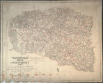 Map of Louisa County : From surveys by B.L. Blackford Assist. Engr. CSA / Made under the direction...