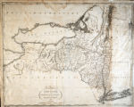 The state of New York / compiled from the best authorities, by Samuel Lewis, 1795 ; Harrison...
