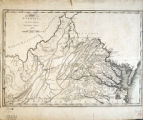 The state of Virginia : from the best authorities / by Samuel Lewis, 1794 ; Smither, sculpt.
