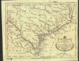 A map of such parts of Georgia and South Carolina as tend to illustrate the progress and...