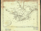 A New map of upper & lower Canada, 1798.