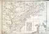A Map of the British dominions in North America as settled by the late Treaty of Peace, 1763 / I....