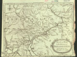Seat of war in the environs of Philadelphia / by Thos. Kitchin, Senr.