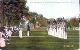 At Dress Parade, U.S. Military Academy, West Point, N.Y.