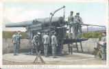 "8"" Gun Drill, U.S. Military Academy, West Point, NY"