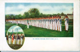 Dress Parade, West Point, N.Y.