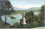 "View at ""Dade"" Monument, West Point, N.Y."