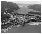 [Aerial view of West Point]