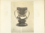 [1903 Army-Navy Game Football Cup]