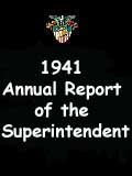 1941  Annual Report of the Superintendent - United States Military Academy