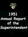 1951  Annual Report of the Superintendent - United States Military Academy