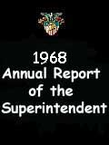 1968 Annual Report of the Superintendent - United States Military Academy