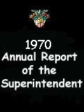 1970 Annual Report of the Superintendent - United States Military Academy