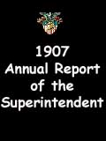 1907  Annual Report of the Superintendent - United States Military Academy